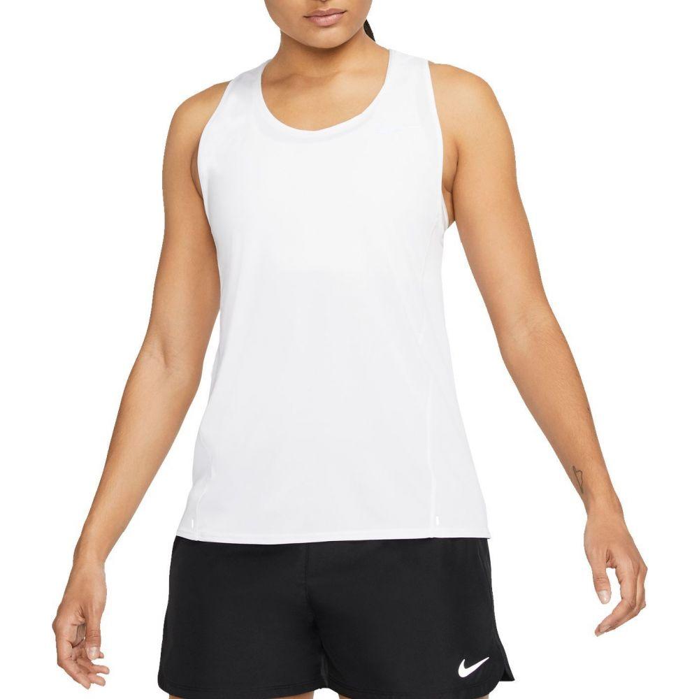 ナイキ Nike レディース タンクトップ トップス【City Sleek Tank Top】White