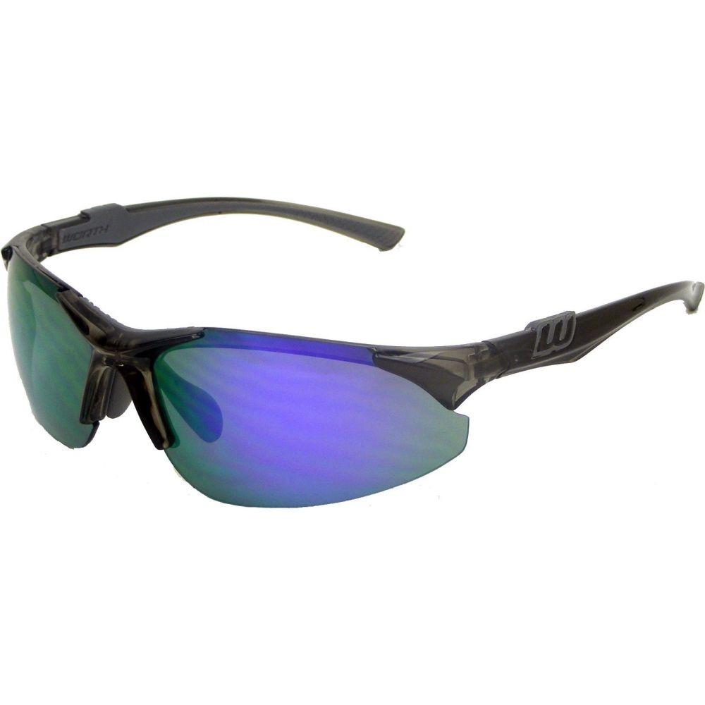 ワース Worth レディース メガネ・サングラス 【FP 10 Softball Sunglasses】Grey/Purple