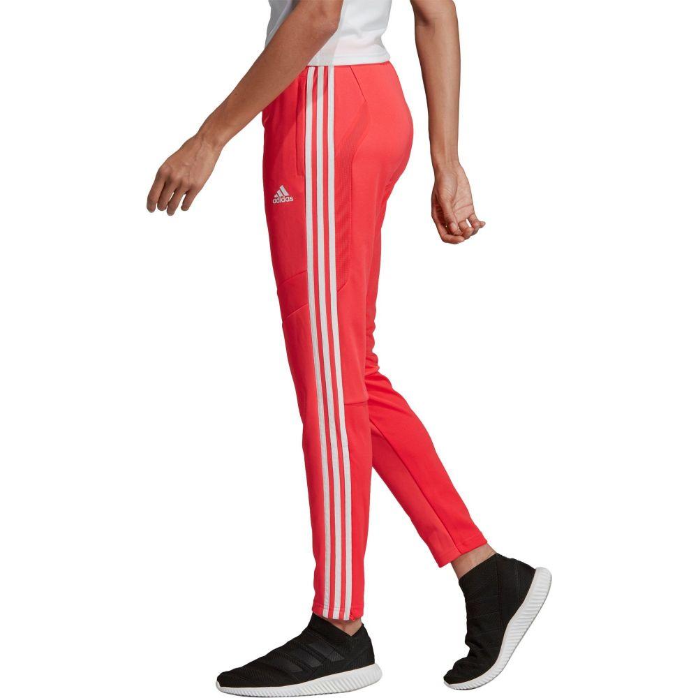 アディダス adidas レディース フィットネス・トレーニング ボトムス・パンツ【Tiro 19 Training Pants】Shock Red