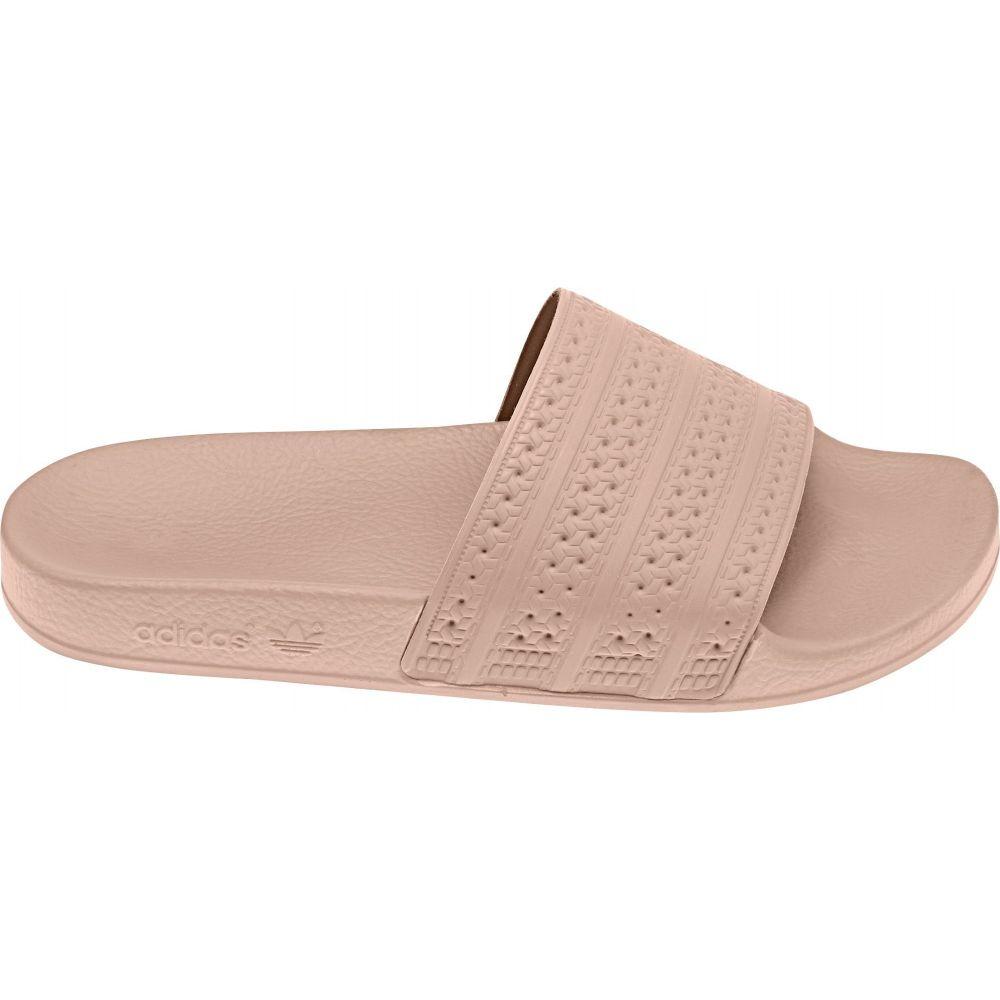 アディダス adidas レディース サンダル・ミュール シューズ・靴【Originals Adilette Slides】Off White