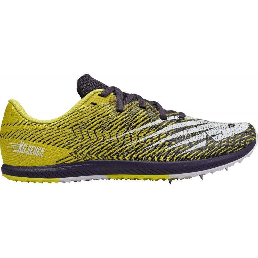 ニューバランス New Balance レディース 陸上 シューズ・靴【XC 7 Cross Country Shoes】Yellow/Purple