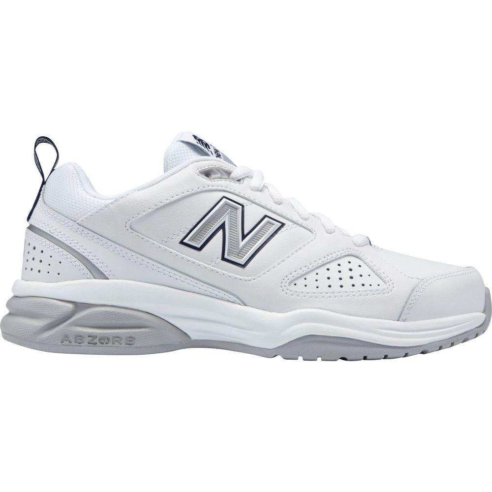 ニューバランス New Balance レディース フィットネス・トレーニング シューズ・靴【623v3 Training Shoes】White/Navy