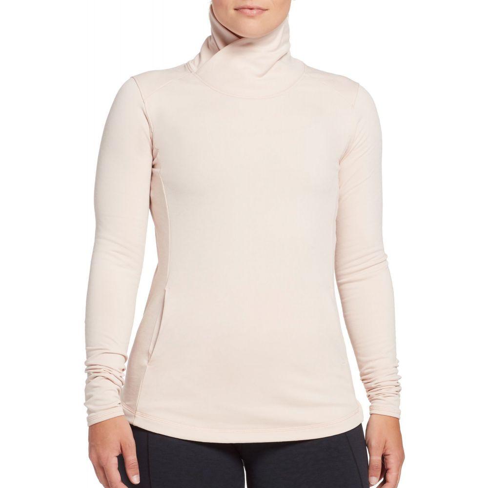 キャリー アンダーウッド CALIA by Carrie Underwood レディース トップス 【Warm Long Sleeve Shirt】Peach Whip