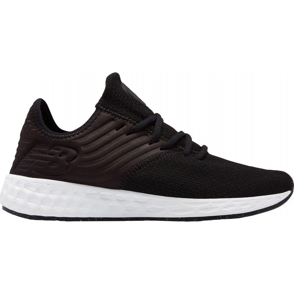 ニューバランス New Balance レディース ランニング・ウォーキング シューズ・靴【Fresh Foam Cruz Decon Running Shoes】Black/White
