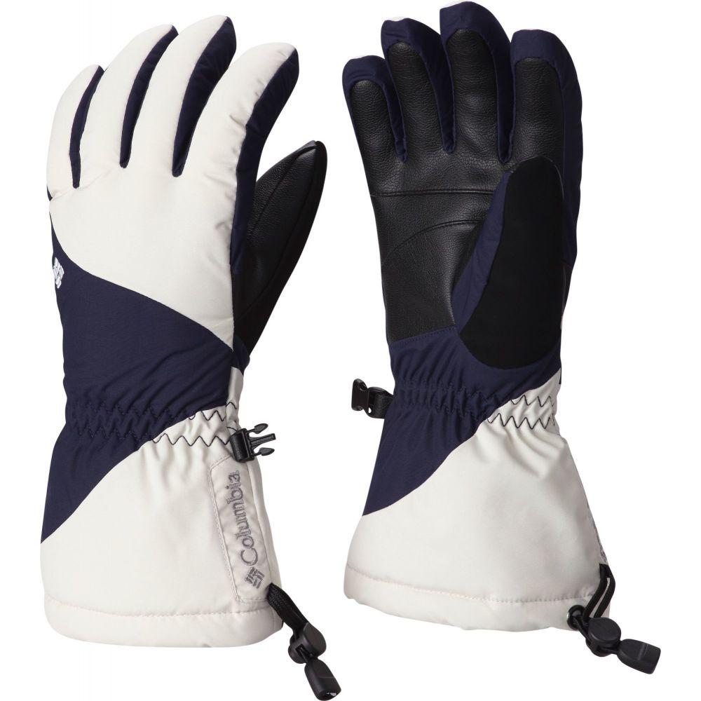 コロンビア Columbia レディース 手袋・グローブ 【Tumalo Mountain Gloves】Chalk/Ebony Blue