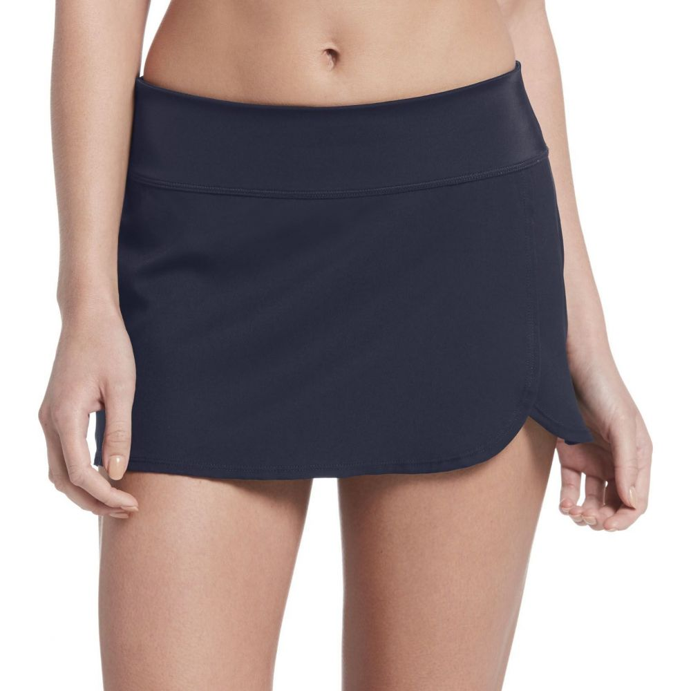 ナイキ Nike レディース ボトムのみ スカート 水着・ビーチウェア【Solid Element Swim Skirt】Midnight Navy