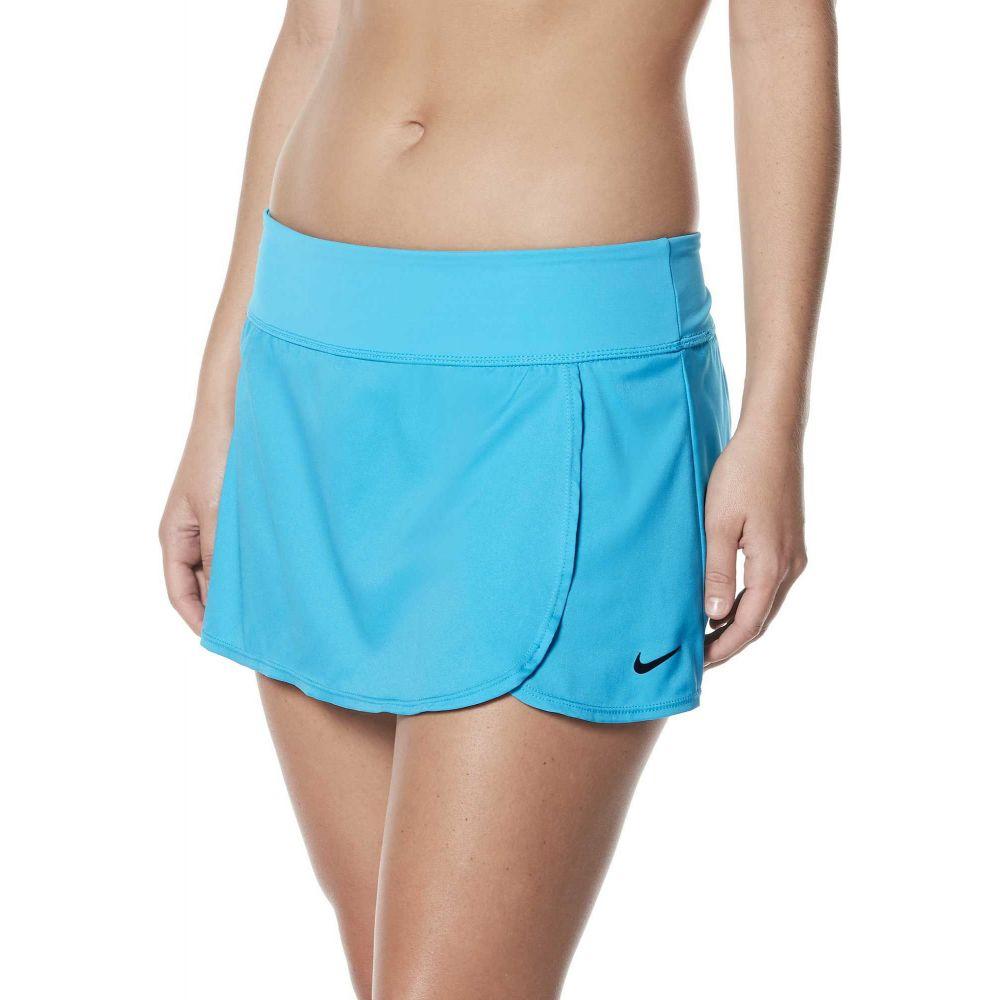ナイキ Nike レディース ボトムのみ スカート 水着・ビーチウェア【Element Board Skirt】Lt Blue Fury