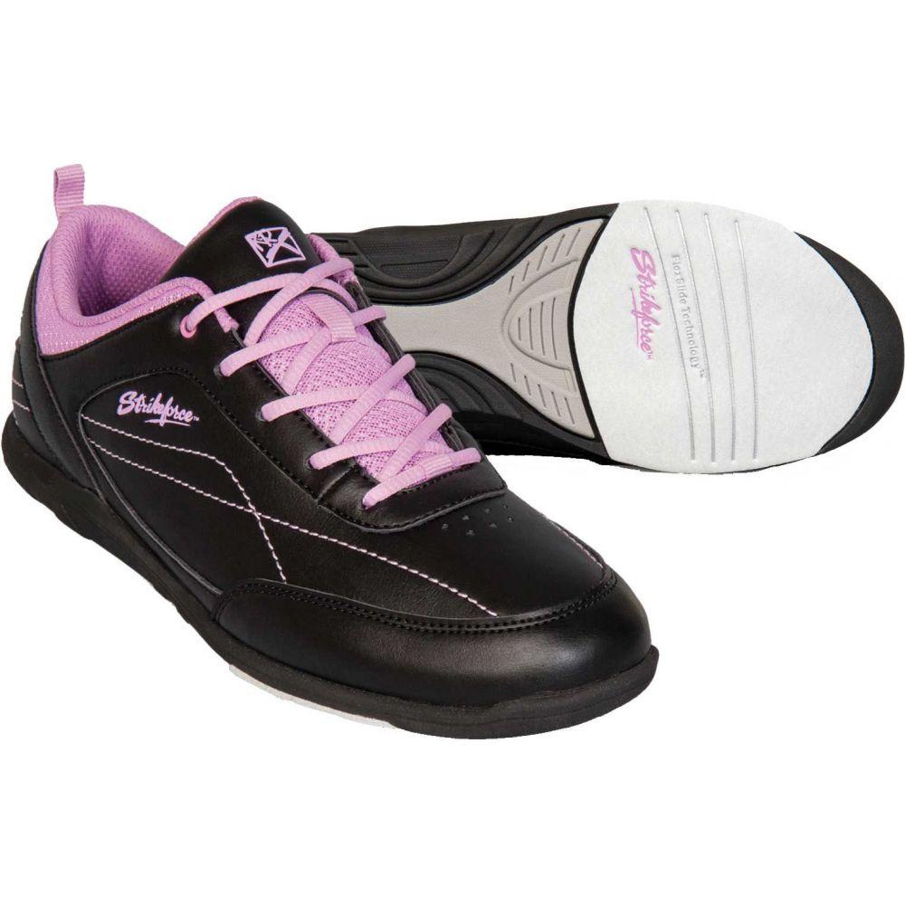 ストライクフォース Strikeforce レディース ボウリング シューズ・靴【KR Capri Lite Bowling Shoes】Black