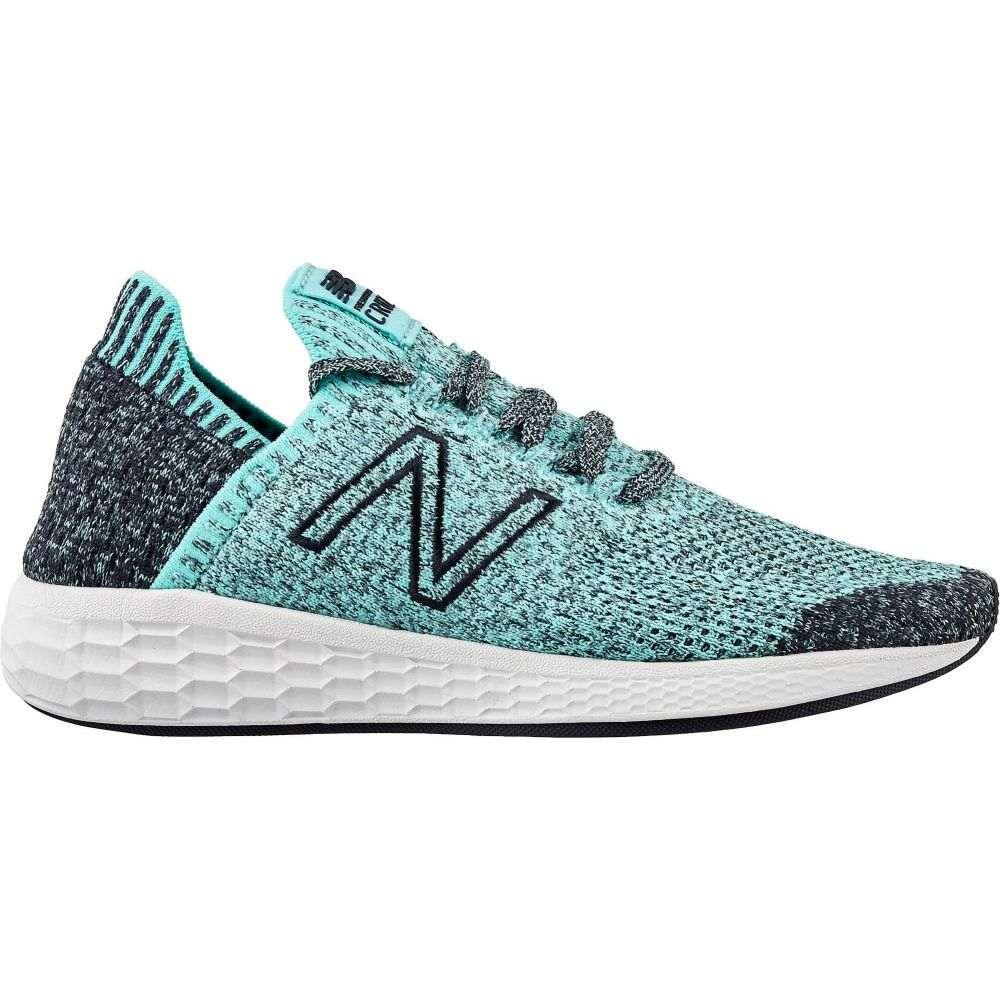 ニューバランス New Balance レディース ランニング・ウォーキング シューズ・靴【Fresh Foam Cruz v2 SockFit Running Shoes】Teal
