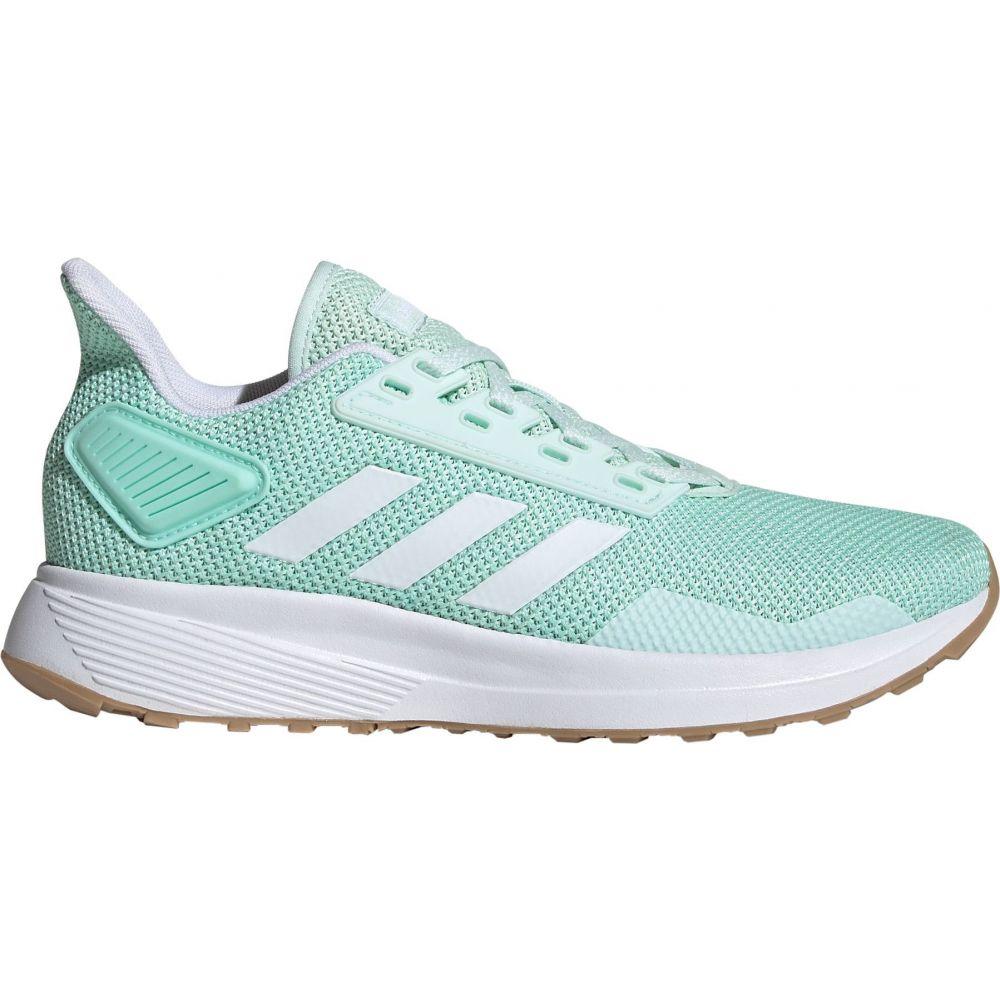 アディダス adidas レディース ランニング・ウォーキング シューズ・靴【Duramo 9 Running Shoes】Mint/White
