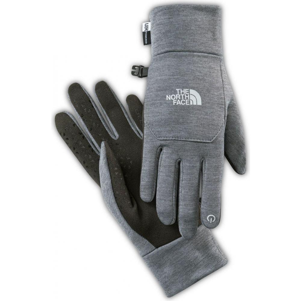 ザ ノースフェイス The North Face レディース 手袋・グローブ 【Etip Gloves】High Rise Grey Heather