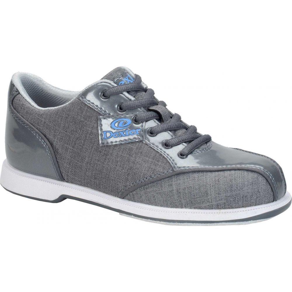 デクスター Dexter レディース ボウリング シューズ・靴【Ana Bowling Shoes】Grey