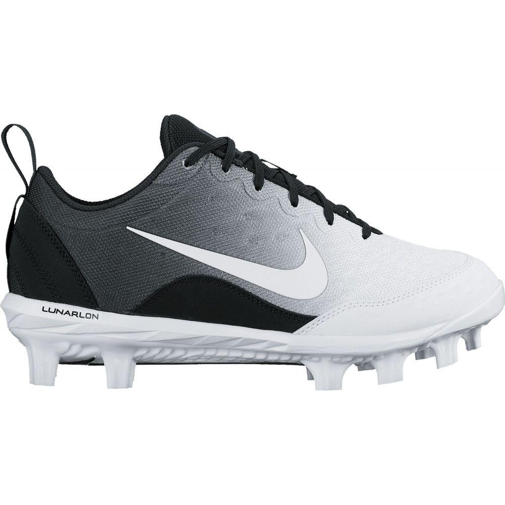 ナイキ Nike レディース 野球 スパイク シューズ・靴【Hyperdiamond 2 Pro MCS Softball Cleats】Black/White