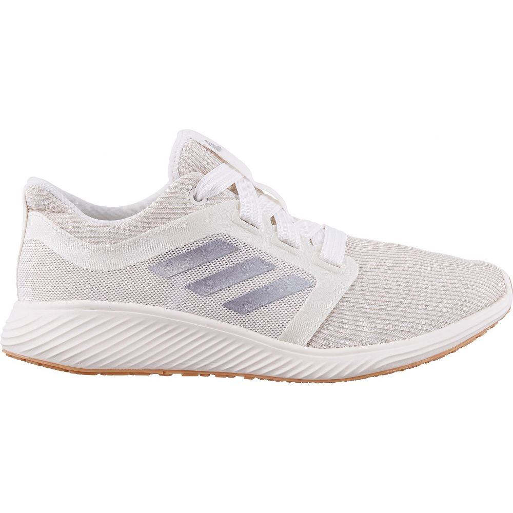 アディダス adidas レディース スニーカー シューズ・靴【Edge Lux 3 Shoes】White/Gum