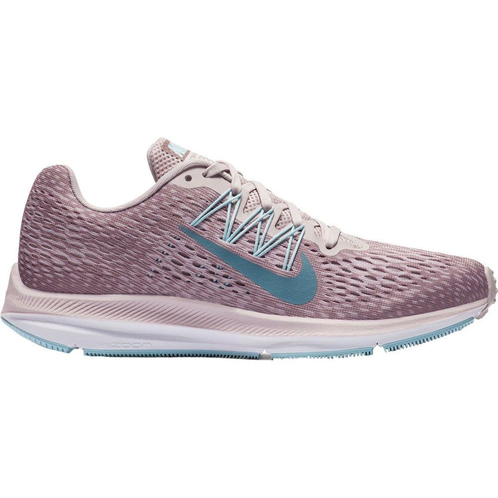 ナイキ Nike レディース ランニング・ウォーキング シューズ・靴【Air Zoom Winflo 5 Running Shoes】Rose/Grey