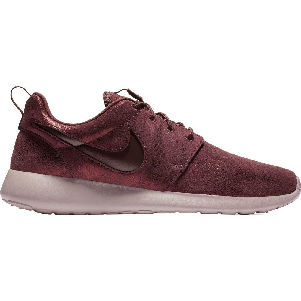 ナイキ Nike レディース スニーカー シューズ・靴【Roshe One Premium Shoes】Purple/Gold