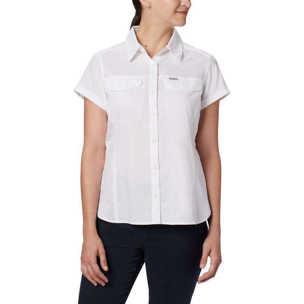 コロンビア Columbia レディース ノースリーブ トップス【Silver Ridge Lite Sleeveless Shirt】White