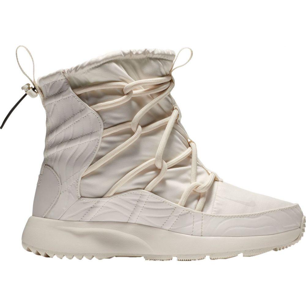 ナイキ Nike レディース スニーカー シューズ・靴【Tanjun High Rise Shoe】White/White