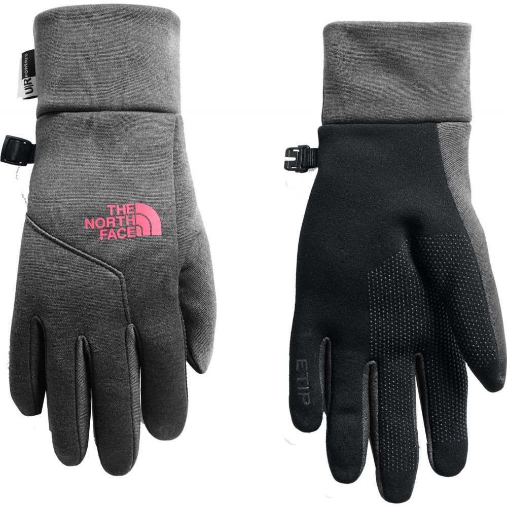 ザ ノースフェイス The North Face レディース 手袋・グローブ 【Etip Gloves】TNF Blck/TNF Drk Gry Hthr