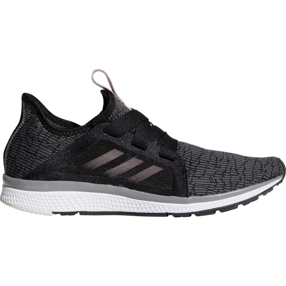 アディダス adidas レディース ランニング・ウォーキング シューズ・靴【Edge Lux Running Shoes】Black/Grey/Orchid