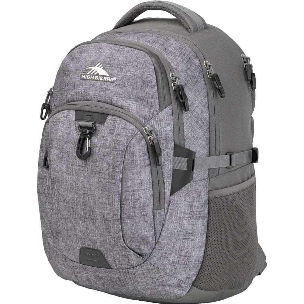 ハイシエラ High Sierra レディース バックパック・リュック バッグ【Jarvis Backpack】Woolly Weave/Slate