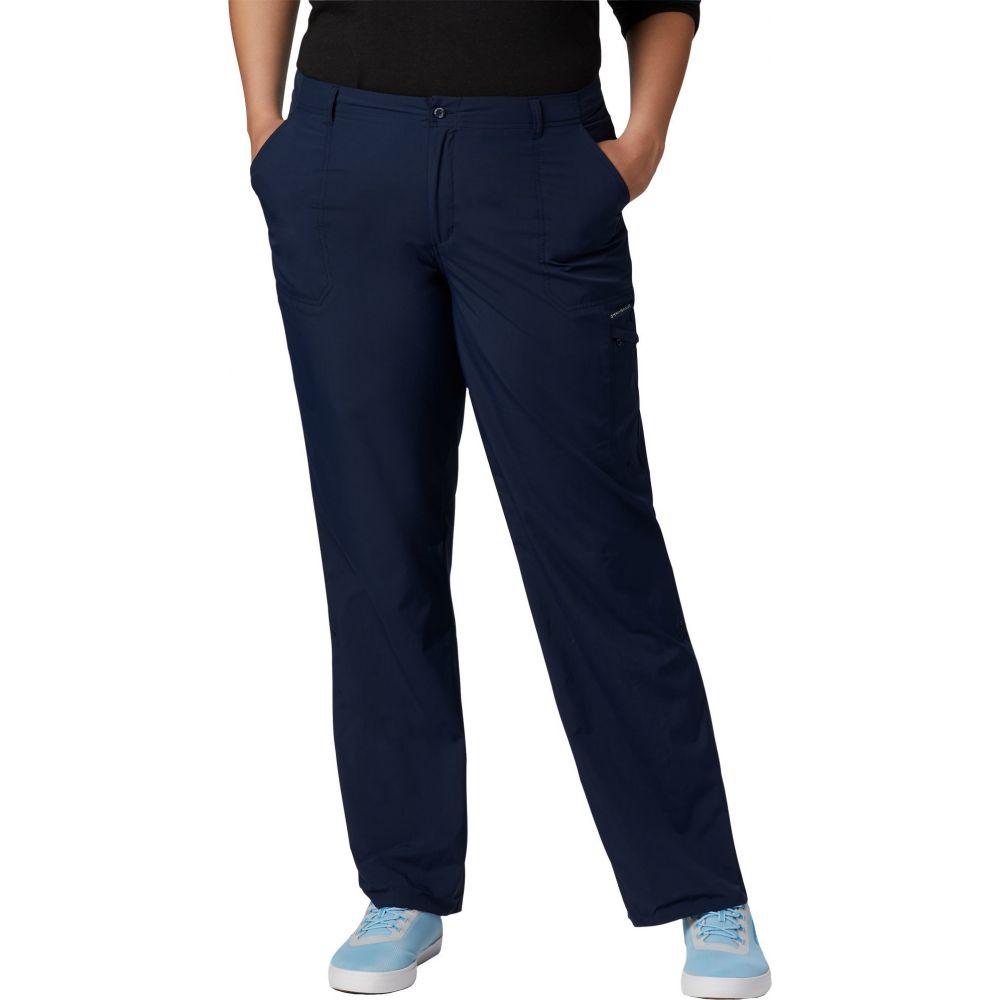 コロンビア Columbia レディース ボトムス・パンツ 【PFG Aruba Roll Up Pants】Collegiate Navy