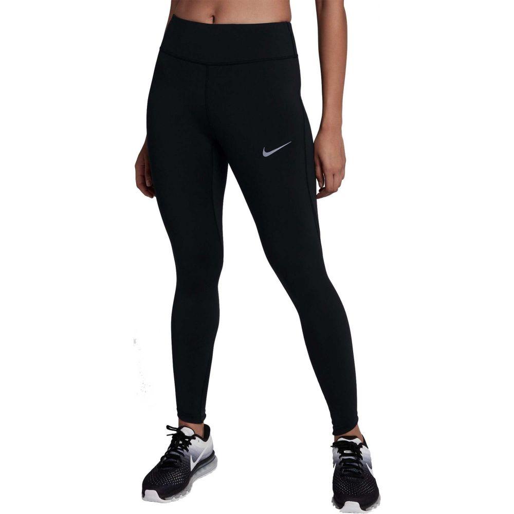 ナイキ Nike レディース ランニング・ウォーキング スパッツ・レギンス ボトムス・パンツ【Epic Lux Running Tights】Black