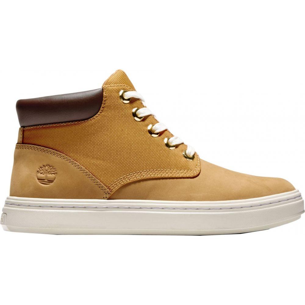 ティンバーランド Timberland レディース スニーカー シューズ・靴【Bria High Top Casual Sneakers】Wheat