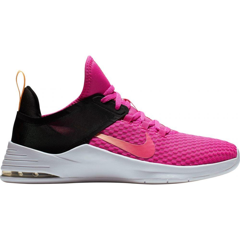 ナイキ Nike レディース フィットネス・トレーニング シューズ・靴【Air Max Bella TR 2 Training Shoes】Pink/Black/White