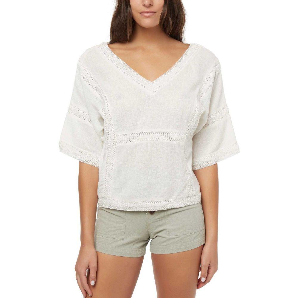オニール O'Neill レディース トップス 【Amaryll Short Sleeve Woven Shirt】Naked