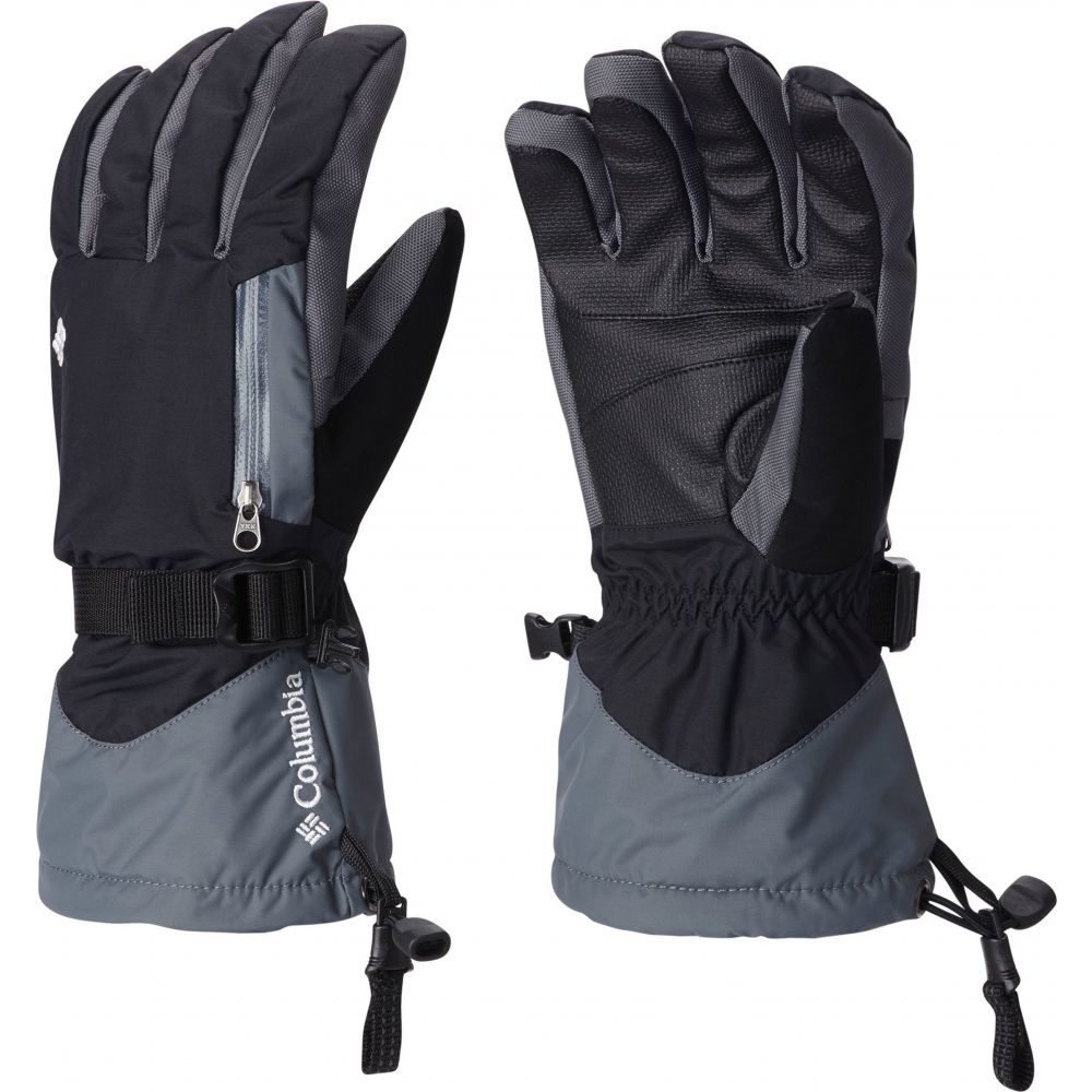 コロンビア Columbia レディース 手袋・グローブ 【Bugaboo Interchangable Gloves】Black/White