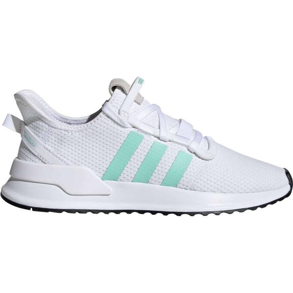 アディダス adidas レディース スニーカー シューズ・靴【Originals U_Path Run Shoes】White/Mint