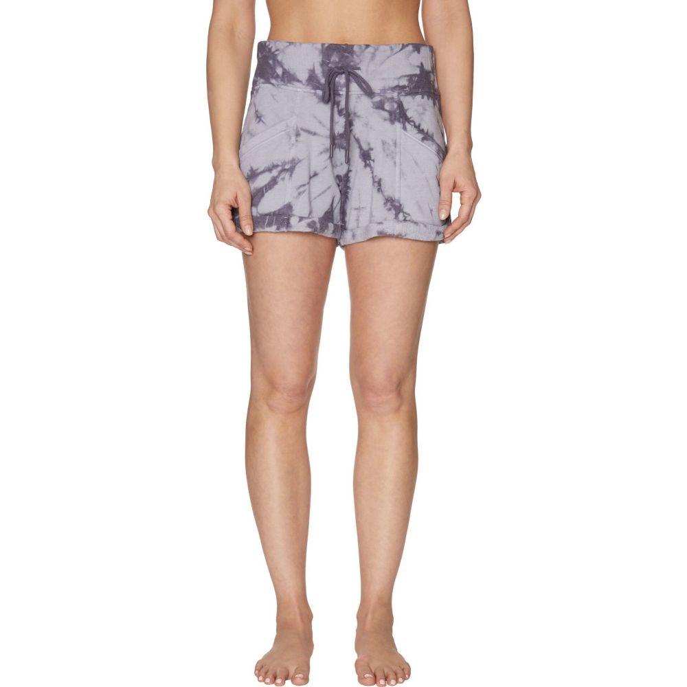 ベッツィ ジョンソン Betsey Johnson レディース ショートパンツ ボトムス・パンツ【Tie Dye Hemmed Shorts】Pavement
