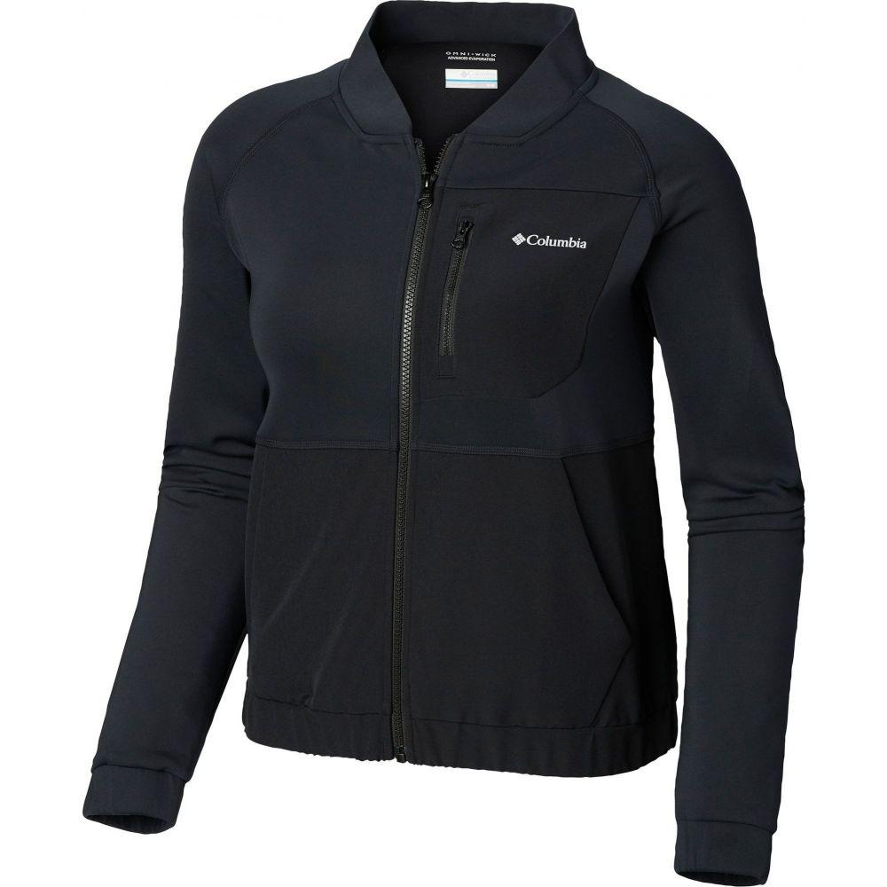 コロンビア Columbia レディース ジャケット アウター【Bryce Canyon Cropped Full Zip Jacket】Black