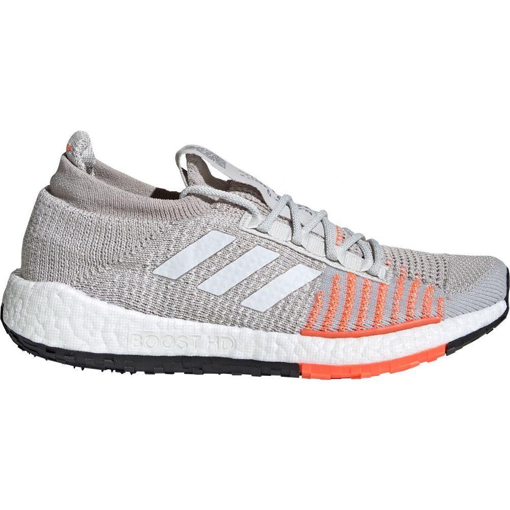 アディダス adidas レディース ランニング・ウォーキング シューズ・靴【PulseBoost HD Running Shoes】Grey/Coral