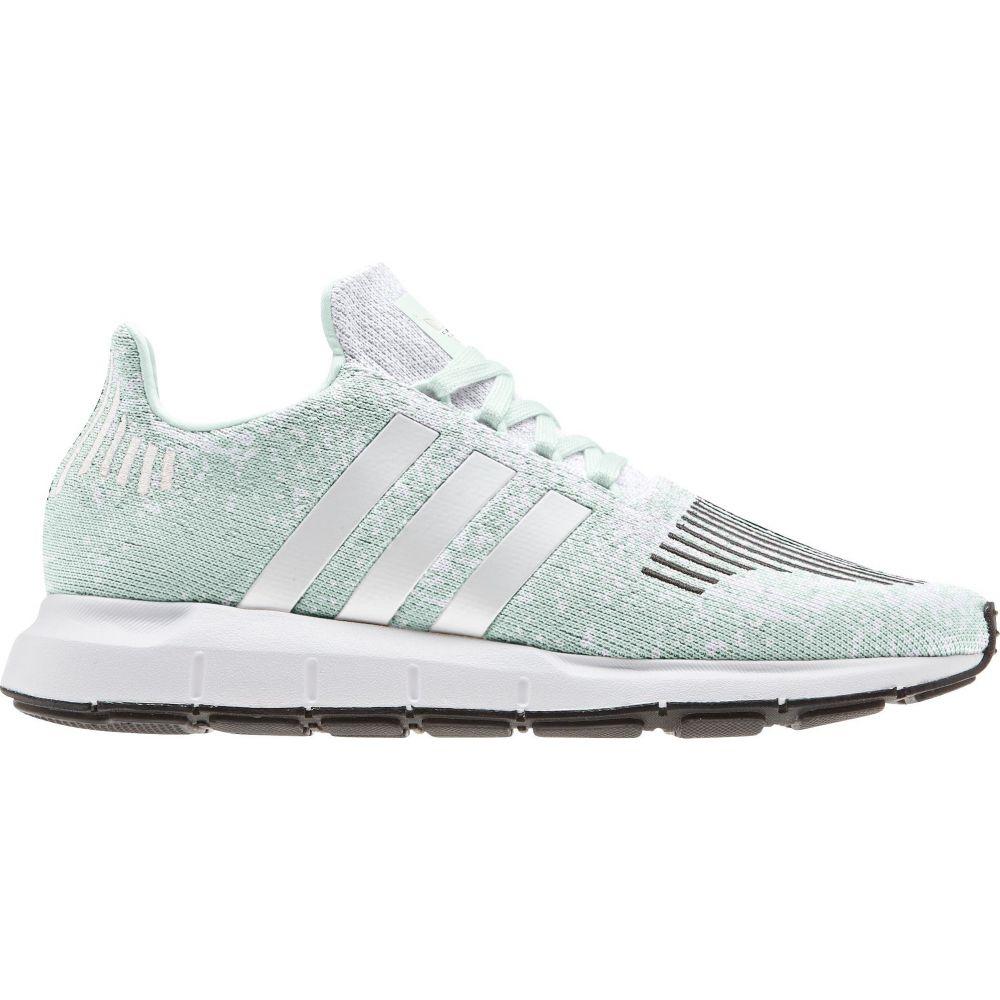 アディダス adidas レディース スニーカー シューズ・靴【Originals Swift Run Shoes】Green/White/Grey