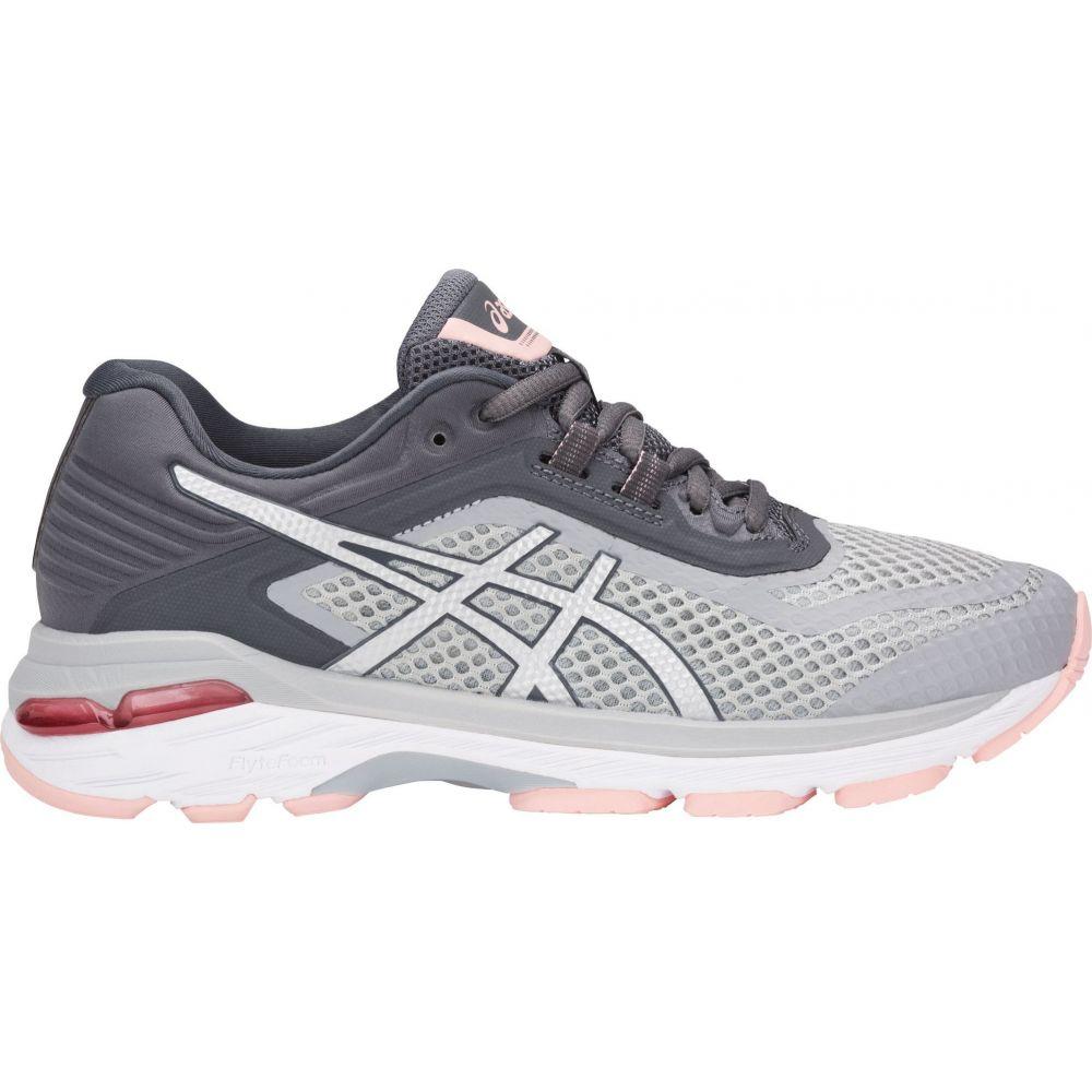 アシックス ASICS レディース ランニング・ウォーキング シューズ・靴【GT-2000 6 Running Shoes】Grey/Silver