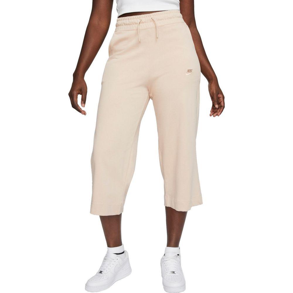 ナイキ Nike レディース クロップド ボトムス・パンツ【Sportswear Jersey Capris】Shimmer
