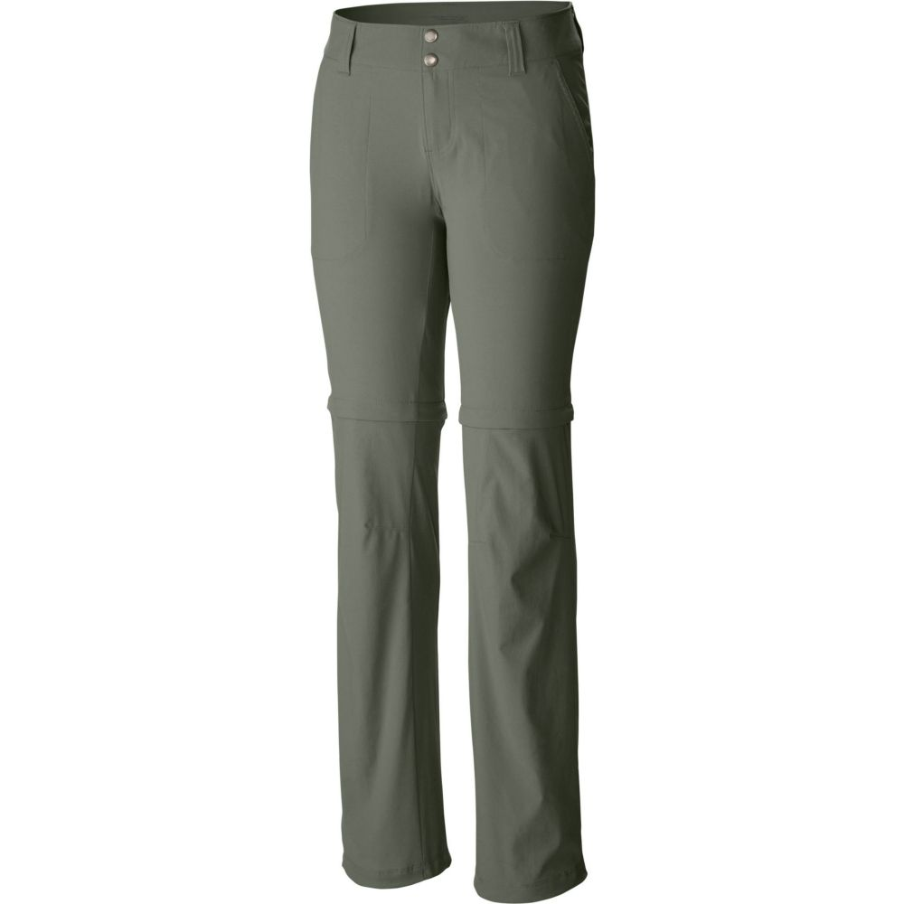 コロンビア Columbia レディース ボトムス・パンツ 【Saturday Trail II 32'' Convertible Pants】Cypress