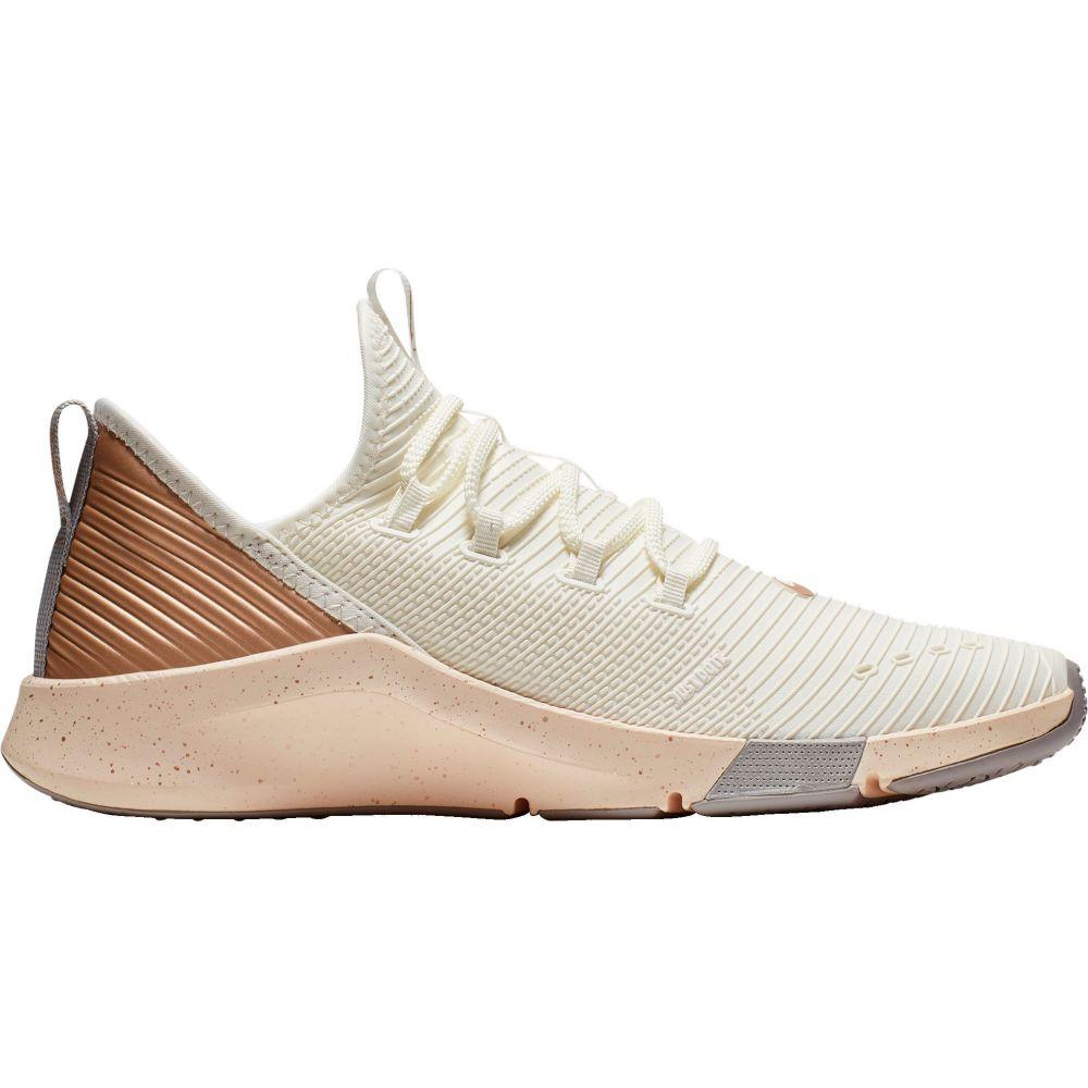 ナイキ Nike レディース フィットネス・トレーニング シューズ・靴【Air Zoom Elevate Training Shoes】Sail/Bronze