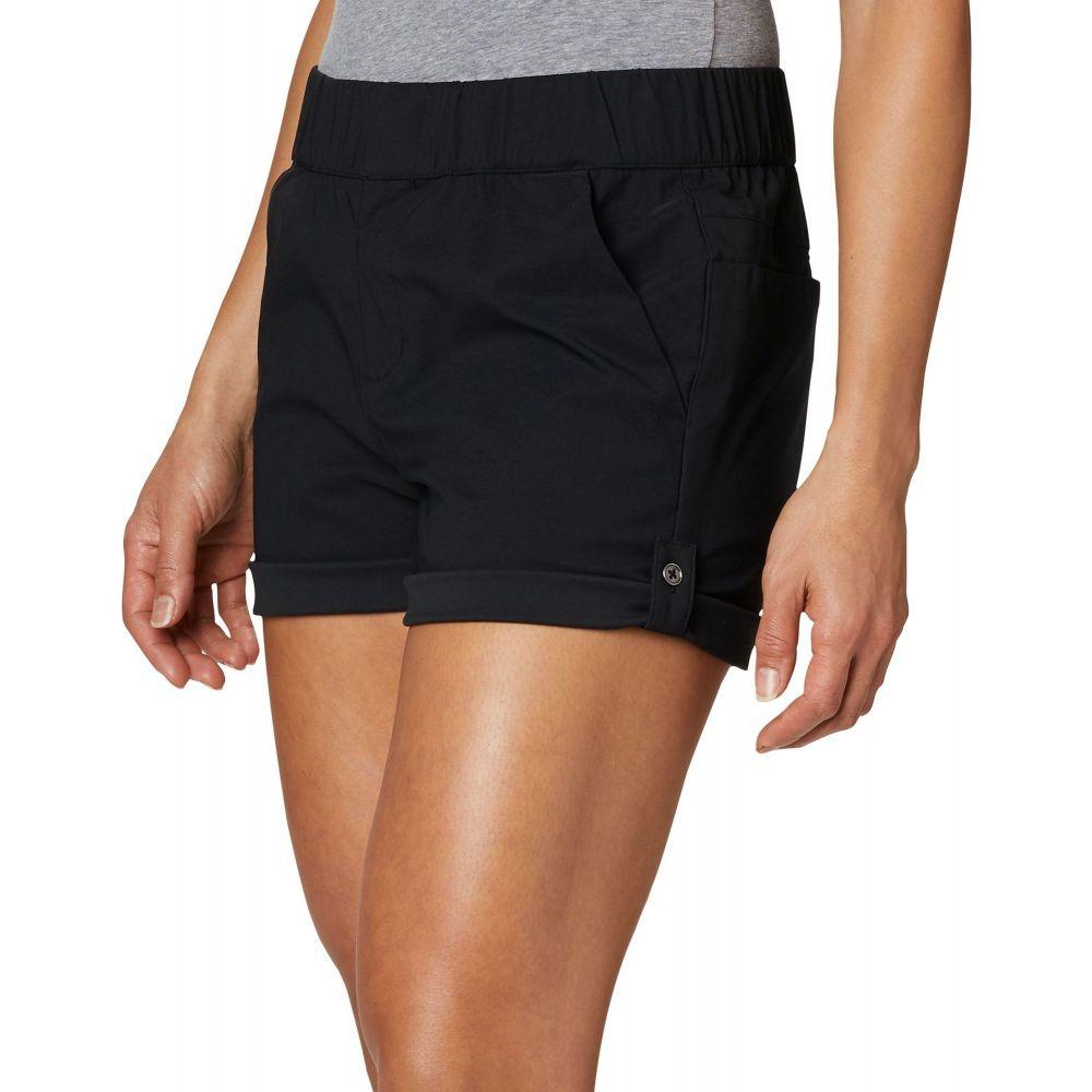 コロンビア Columbia レディース ショートパンツ ボトムス・パンツ【Firwood Camp II Shorts】Black