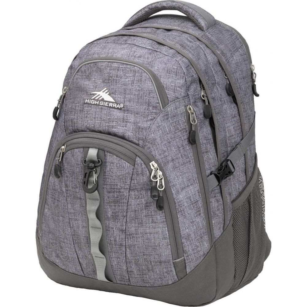 ハイシエラ High Sierra レディース バックパック・リュック バッグ【Access 2.0 Backpack】Woolly Weave/Slate