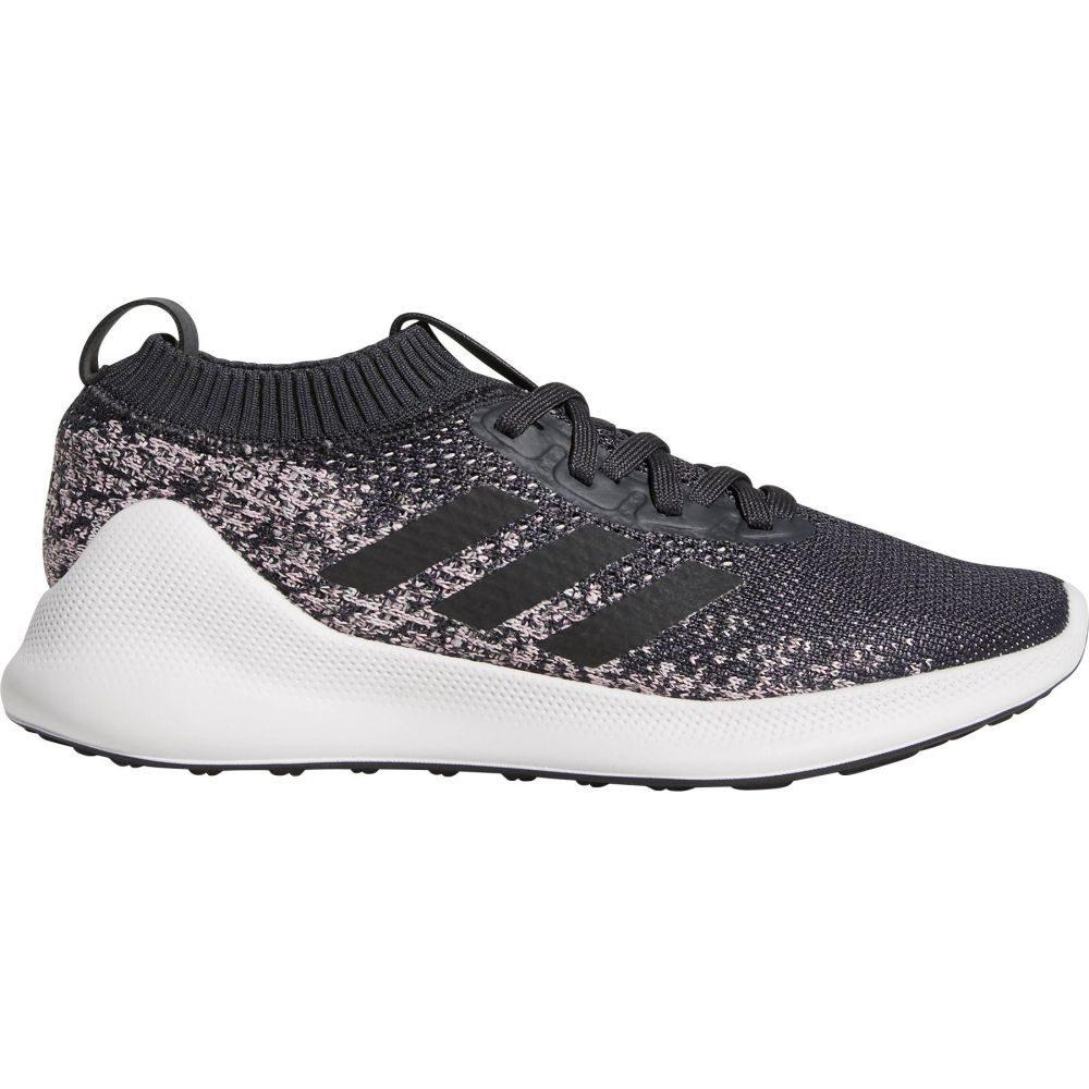 アディダス adidas レディース ランニング・ウォーキング シューズ・靴【Purebounce+ Running Shoes】Grey/Black/Pink