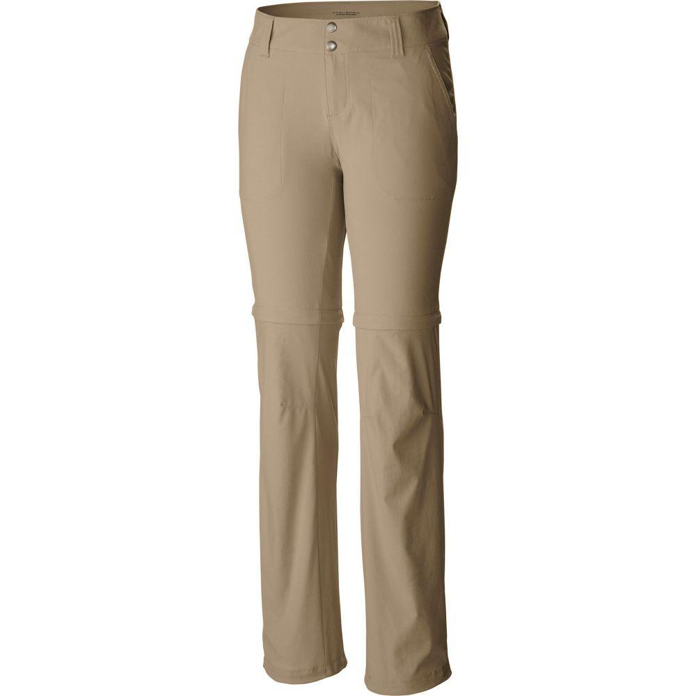 コロンビア Columbia レディース ボトムス・パンツ 【Saturday Trail II 32'' Convertible Pants】British Tan