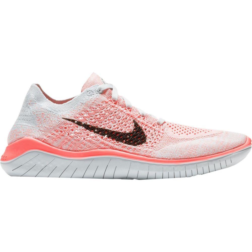 ナイキ Nike レディース ランニング・ウォーキング シューズ・靴【Free RN Flyknit 2018 Running Shoes】Crimson Pulse/Black