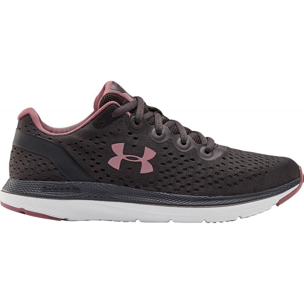アンダーアーマー Under Armour レディース ランニング・ウォーキング シューズ・靴【Charged Impulse Running Shoes】Grey