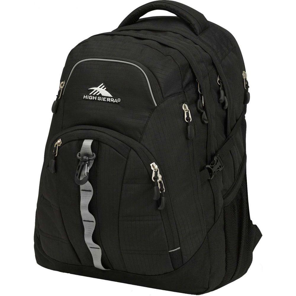 ハイシエラ High Sierra レディース バックパック・リュック バッグ【Access 2.0 Backpack】Black