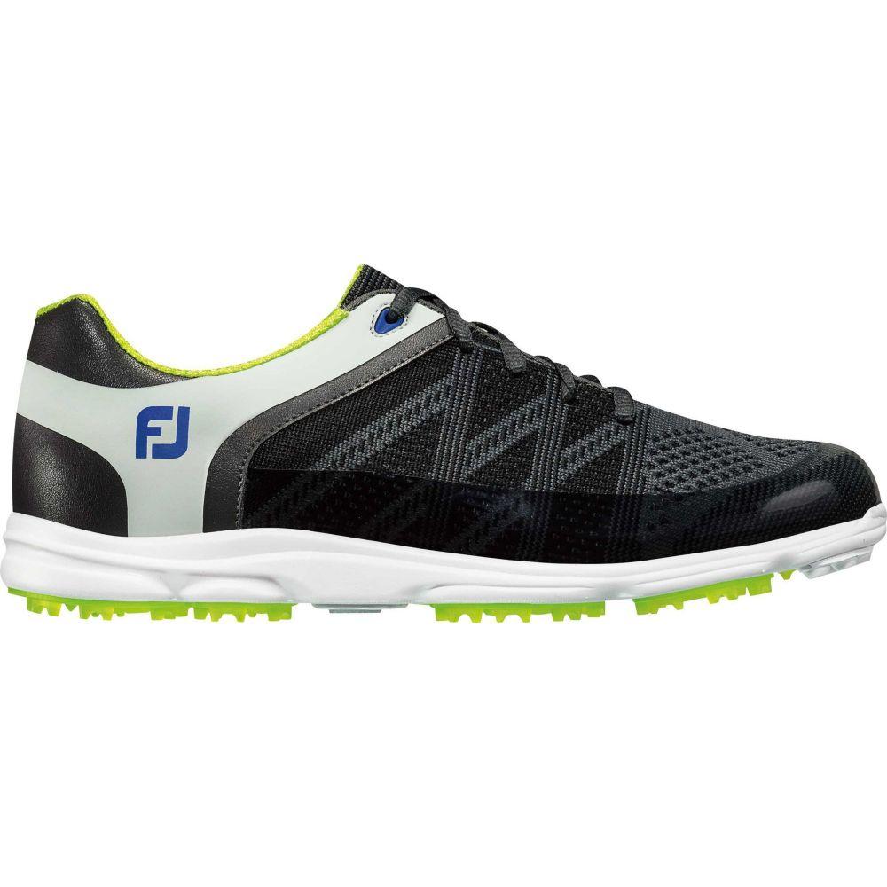 フットジョイ FootJoy レディース ゴルフ シューズ・靴【Sport SL Golf Shoes】Black/Grey