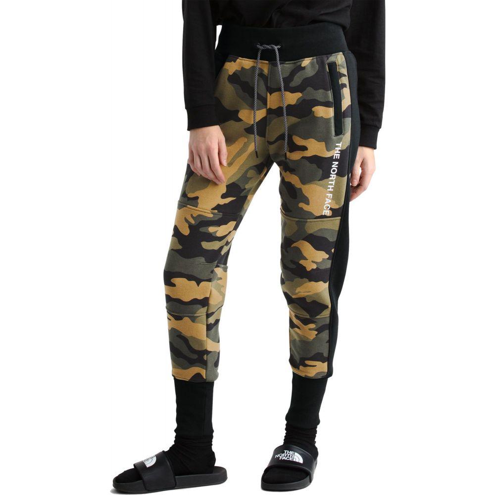 ザ ノースフェイス The North Face レディース ボトムス・パンツ 【Graphic Collection Pants】Brnt Olv Grn Wds Camo Prt