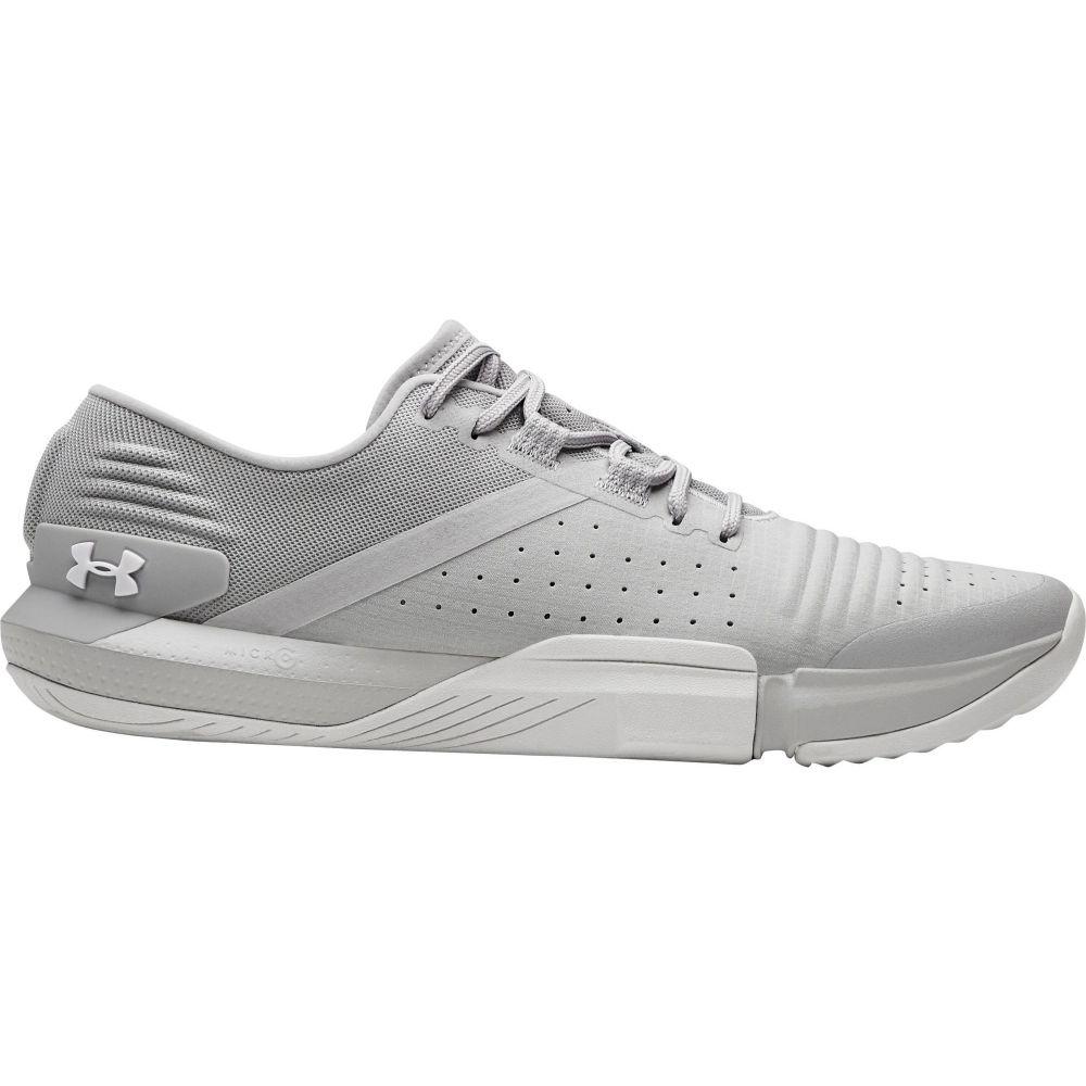 アンダーアーマー Under Armour レディース フィットネス・トレーニング シューズ・靴【TriBase Training Shoes】Grey/White